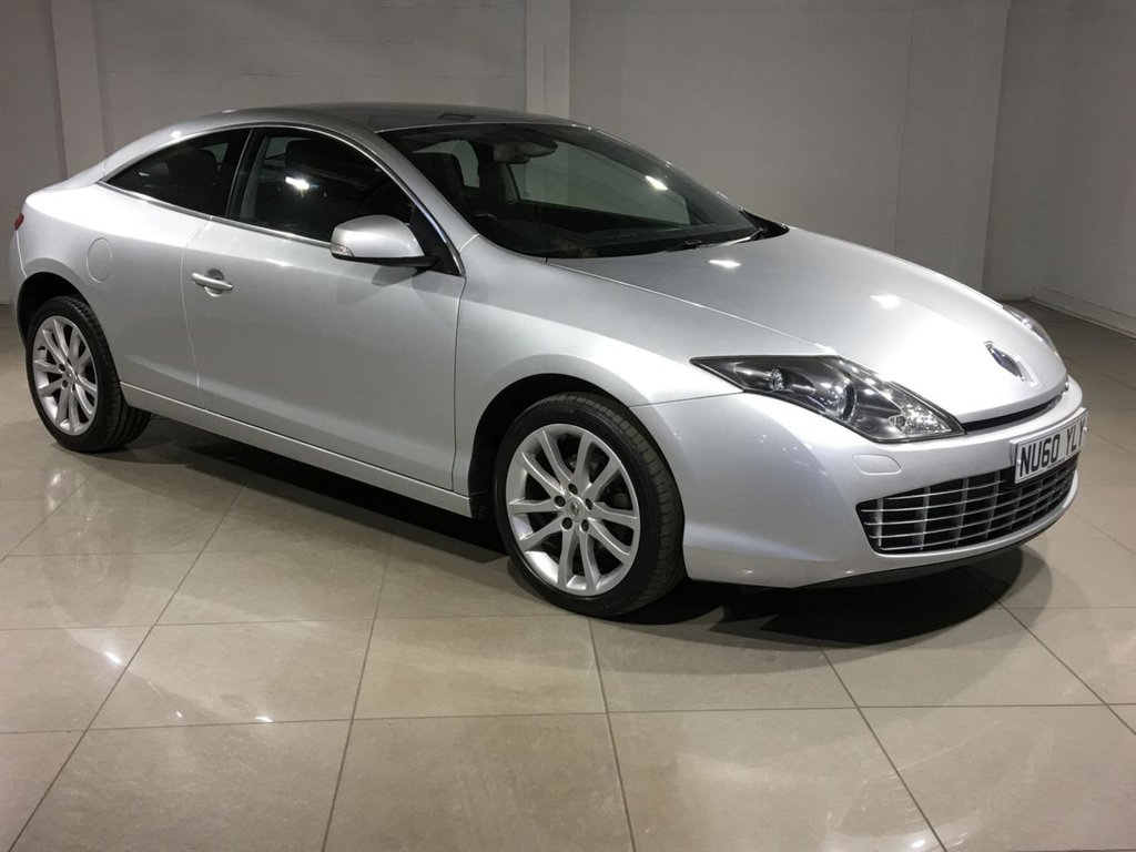USED 2010 60 RENAULT LAGUNA 2.0 TOMTOM EDITION DCI 3d 150 BHP