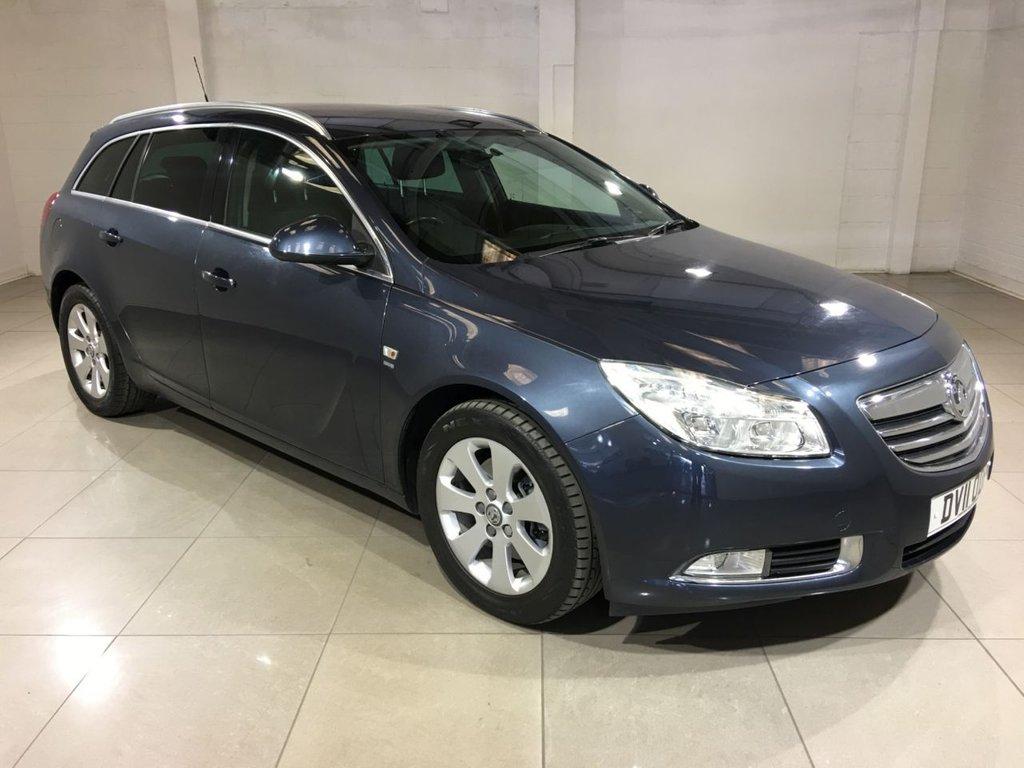 USED 2011 11 VAUXHALL INSIGNIA 2.0 SRI CDTI 5d AUTO 158 BHP