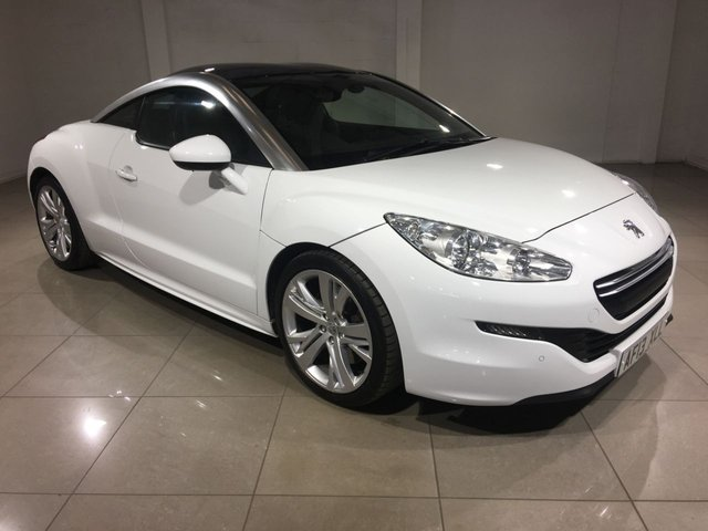 View our 2013 13 PEUGEOT RCZ 2.0 HDI GT 2d 163 BHP