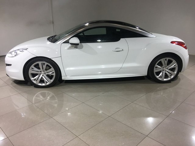 PEUGEOT RCZ at Click Motors