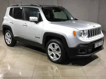 2016 JEEP RENEGADE}