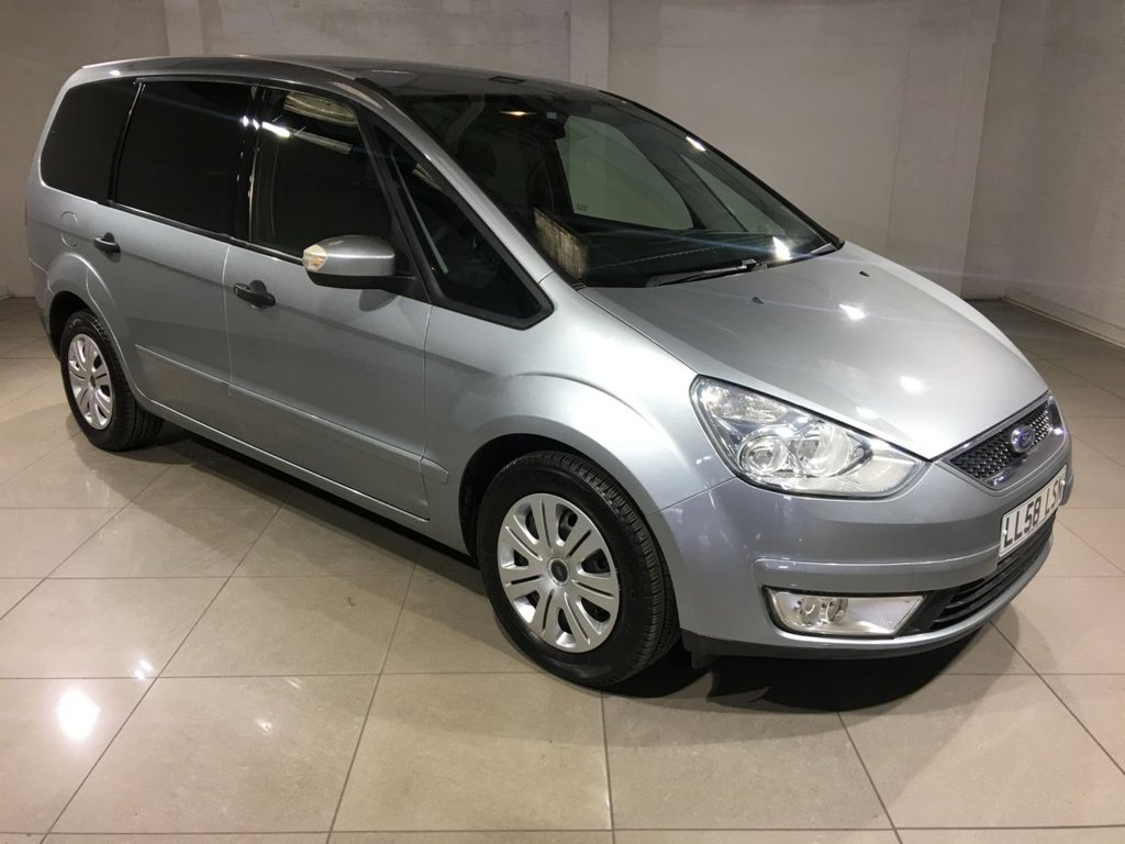 USED 2009 58 FORD GALAXY 2.0 EDGE TDCI 5d AUTO 140 BHP