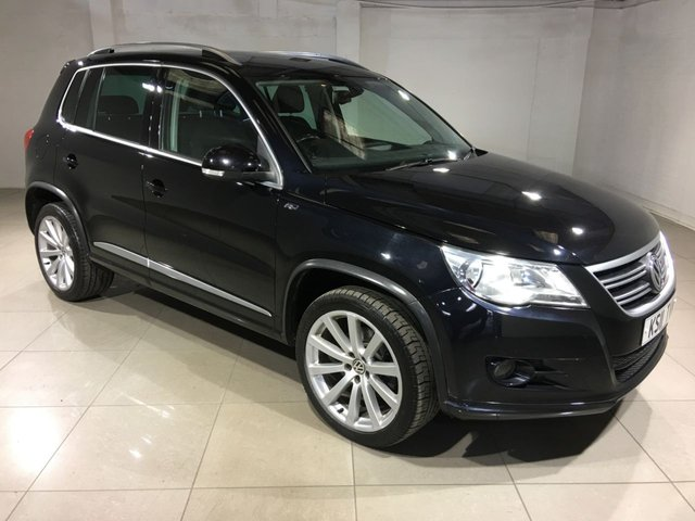 View our 2011 11 VOLKSWAGEN TIGUAN 2.0 R LINE TDI 4MOTION 5d 138 BHP