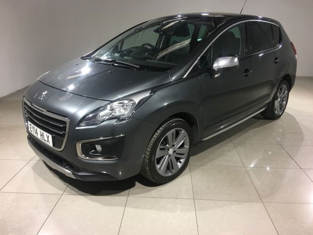 PEUGEOT 3008 at Click Motors