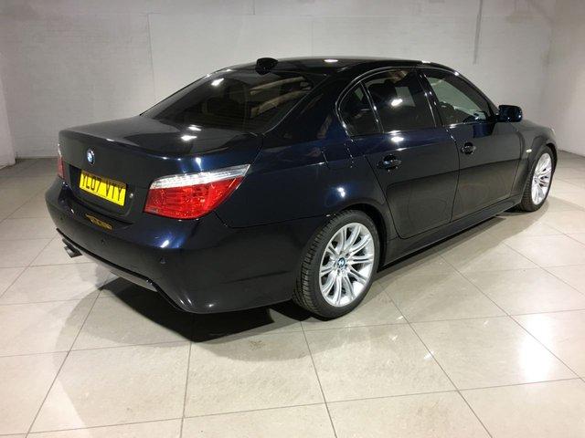 BMW 5 SERIES at Click Motors