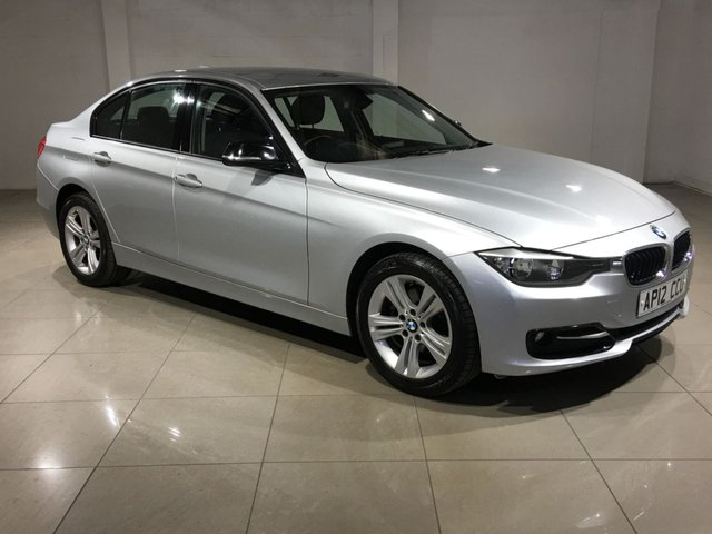 View our 2012 12 BMW 3 SERIES 2.0 320D SPORT 4d AUTO 184 BHP