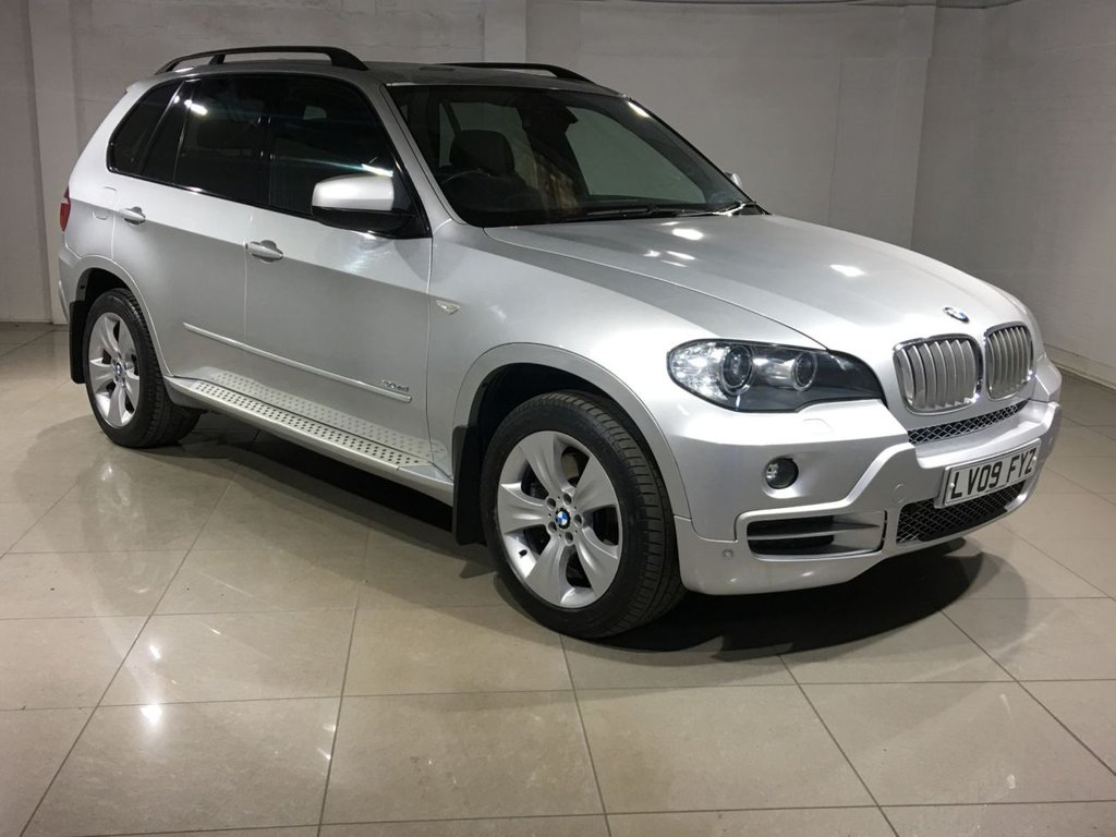 USED 2009 09 BMW X5 3.0 SD SE 5d AUTO 282 BHP