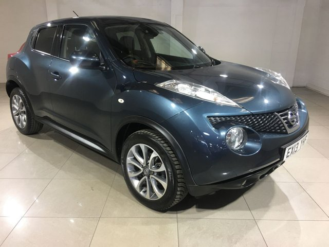 View our 2013 13 NISSAN JUKE 1.6 TEKNA 5d AUTO 117 BHP