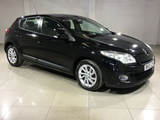 View our 2013 13 RENAULT MEGANE 1.5 EXPRESSION DCI EDC 5d AUTO 110 BHP