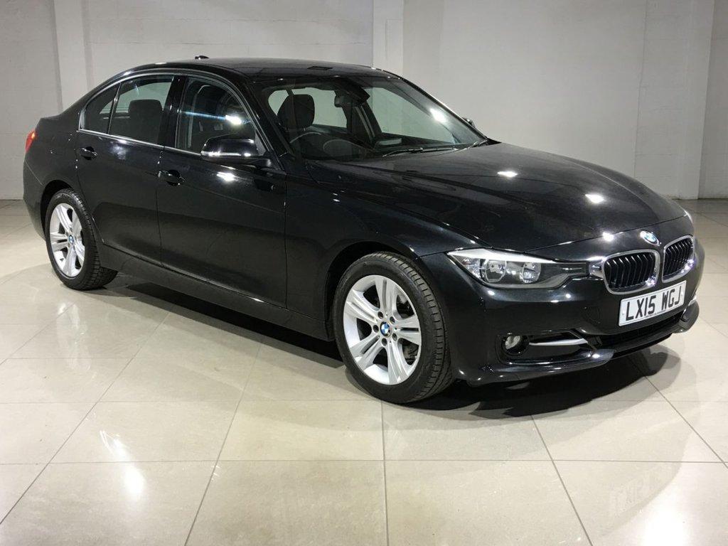 USED 2015 15 BMW 3 SERIES 2.0 316D SPORT 4d AUTO 114 BHP