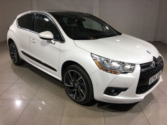 View our 2014 14 CITROEN DS4 2.0 HDI DSPORT 5d 161 BHP