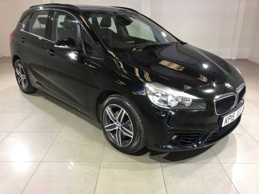 USED 2015 15 BMW 2 SERIES 1.5 216D SPORT ACTIVE TOURER 5d 114 BHP