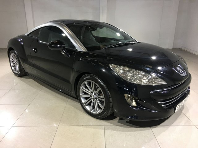 View our 2010 10 PEUGEOT RCZ 2.0 HDI GT 2d 163 BHP