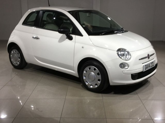 View our 2014 14 FIAT 500 1.2 POP 3d 69 BHP