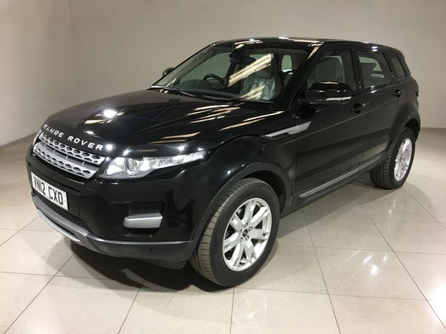 LAND ROVER RANGE ROVER EVOQUE at Click Motors