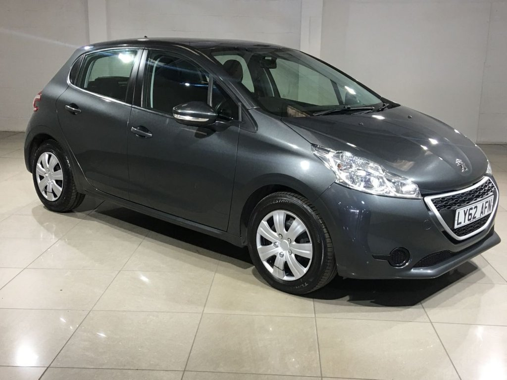 USED 2013 62 PEUGEOT 208 1.4 ACCESS PLUS HDI 5d 68 BHP