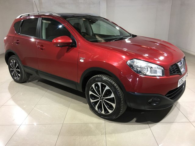 View our 2012 62 NISSAN QASHQAI 1.5 N-TEC PLUS DCI 5d 110 BHP