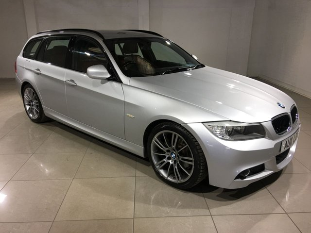 View our 2011 11 BMW 3 SERIES 2.0 320D M SPORT TOURING 5d AUTO 181 BHP