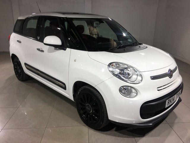 View our 2014 14 FIAT 500L MPW 1.6 MULTIJET POP STAR 5d 105 BHP