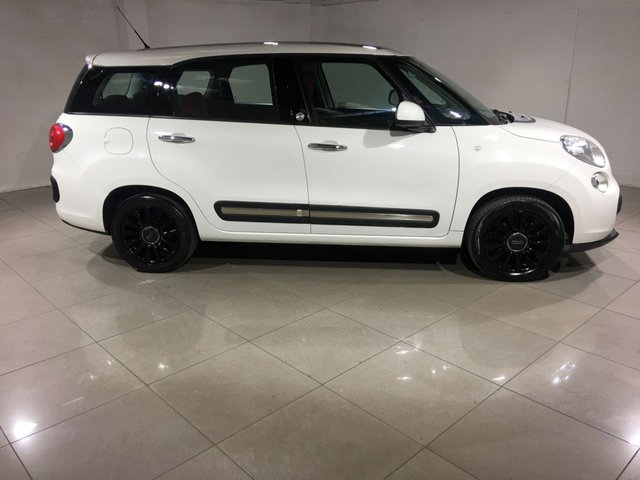 FIAT 500L MPW at Click Motors