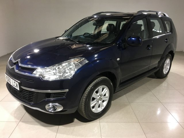 CITROEN C-CROSSER at Click Motors