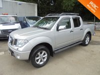USED 2006 06 NISSAN NAVARA Automatic 2.5 AVENTURA DCI 4X4 Double Cab
