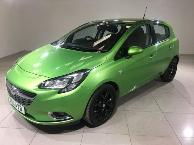 VAUXHALL CORSA at Click Motors