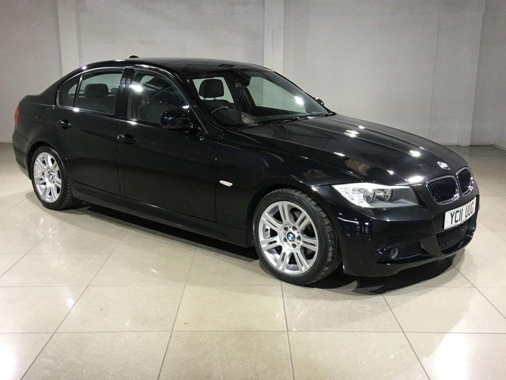 USED 2011 11 BMW 3 SERIES 2.0 318D M SPORT 4d AUTO 141 BHP
