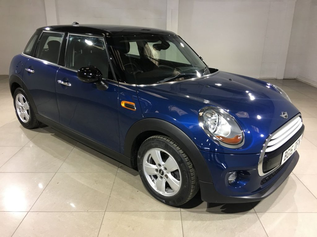 USED 2015 15 MINI HATCH COOPER 1.5 COOPER D 5d AUTO 114 BHP