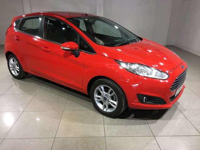 View our 2015 15 FORD FIESTA 1.2 ZETEC 5d 81 BHP