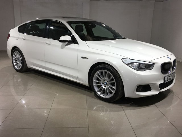 View our 2012 62 BMW 5 SERIES 2.0 520D M SPORT GRAN TURISMO 5d AUTO 181 BHP