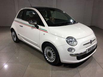 2011 FIAT 500}