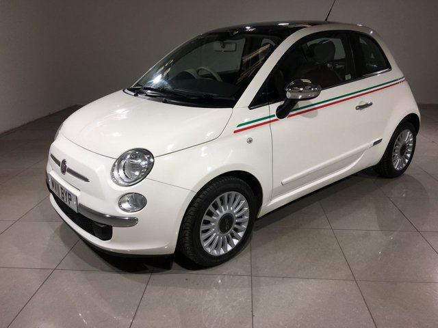 FIAT 500 at Click Motors