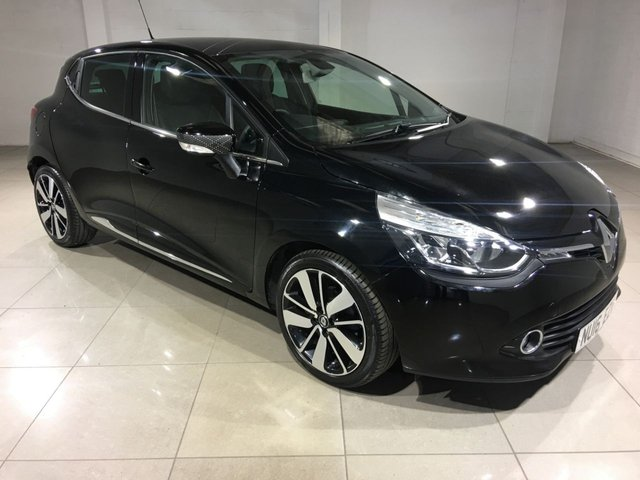 View our 2016 16 RENAULT CLIO 1.5 ICONIC 25 NAV DCI 5d 89 BHP