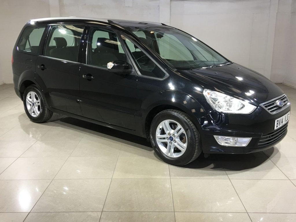 USED 2014 14 FORD GALAXY 1.6 ZETEC TDCI 5d 115 BHP