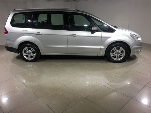 FORD GALAXY at Click Motors