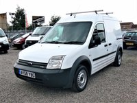 USED 2008 58 FORD TRANSIT CONNECT 1.8 T230 L LWB 90 TDCI  ++ 1 PREVIOUS OWNER, LWB ++