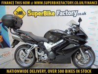 USED 2006 56 HONDA VFR800 A-6  GOOD & BAD CREDIT ACCEPTED, OVER 500+ BIKES