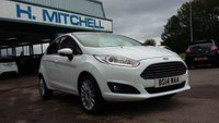 USED 2014 14 FORD FIESTA 1.0 TITANIUM 5d 99 BHP Family Run For 40 Years