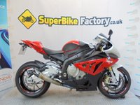 USED 2012 12 BMW S1000RR 193 BHP GOOD&BAD CREDIT ACEEPTED, OVER 400+ BIKES