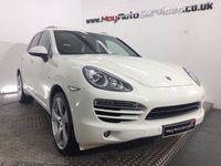 USED 2011 PORSCHE CAYENNE 3.0 D V6 TIPTRONIC S 5d 240 BHP *** PANORAMIC ROOF ***