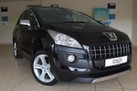 USED 2012 12 PEUGEOT 3008 1.6 ALLURE HDI FAP 5d 112 BHP ESTATE VERY LOW MILEAGE, PANORAMIC SUNROOF, ELECTRIC FOLDING MIRRORS,CRUISE CONTROL, REAR PARKING AID, CLIMATE CONTROL
