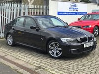 USED 2009 59 BMW 3 SERIES 2.0 318D M SPORT 4d AUTO 141 BHP PRICE INCLUDES A 6 MONTH RAC WARRANTY, 1 YEARS MOT WITH A OIL & FILTERS SERVICE AND 12 MONTHS FREE BREAKDOWN COVER