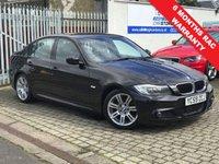 USED 2009 59 BMW 3 SERIES 2.0 318D M SPORT 4d AUTO 141 BHP