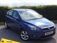 USED 2009 59 FORD FOCUS 1.6 ZETEC 5d * 128 POINT AA INSPECTED *