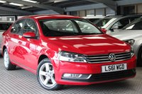 USED 2011 61 VOLKSWAGEN PASSAT 1.6 S TDI BLUEMOTION TECHNOLOGY 4d 104 BHP