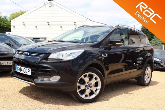 View our 2014 14 FORD KUGA 2.0 TITANIUM TDCI 5d 160 BHP