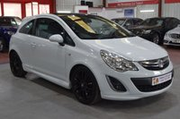 USED 2012 12 VAUXHALL CORSA 1.2 LIMITED EDITION 3d 83 BHP A REAL HEAD TURNER