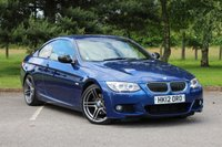 2012 BMW 3 SERIES 2.0 320D SPORT PLUS EDITION 2d AUTO 181 BHP £12980.00