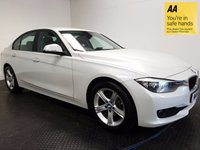 USED 2014 14 BMW 3 SERIES 2.0 316D SE 4d AUTO 114 BHP FSH-1 OWNER-BLUETOOTH-ALLOYS-A/C